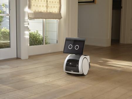 米アマゾン・ドット・コムが発表した家庭用ロボット「アストロ」(同社提供)
